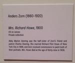 Anders Zorn Mrs. Richard Howe