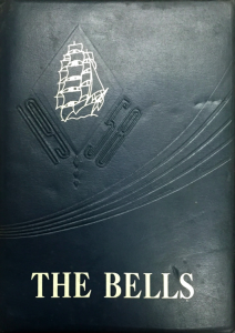1958 St Mary's Area High School Yearbook The Bells
