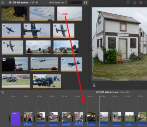 iMovie quick start and file management